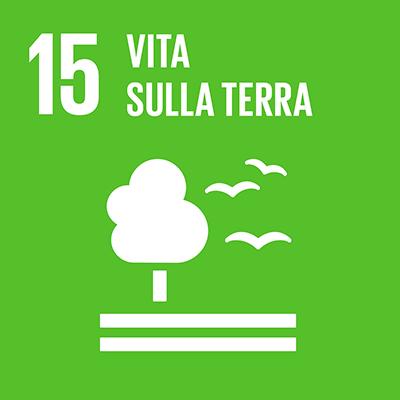 Obiettivo 2030 Obiettivo 15