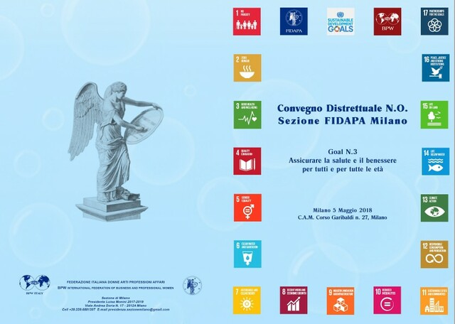 Obiettivo 2030 Goal 3 Assicurare La Salute E Il Benessere Per Tutti E Per Tutte Le Eta